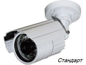 AHD камеры эконом