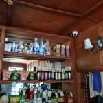 Купольная камера в закусочной